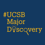 UCSB Major Discovery Logo